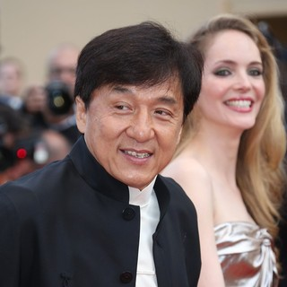 Jackie Chan, Laura Weissbecker in Rust and Bone Premiere - During The 65th Annual Cannes Film Festival