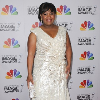 Chandra Wilson in The 43rd Annual NAACP Awards - Arrivals