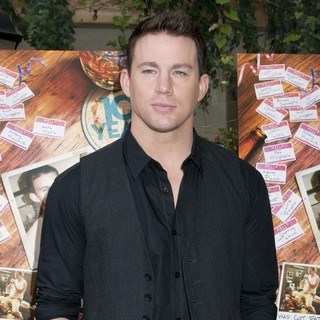 Channing Tatum in 10 Years Brunch Reunion Event - Arrivals