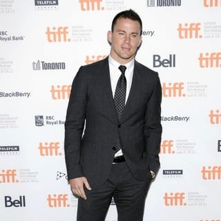 Channing Tatum in 36th Annual Toronto International Film Festival - Ten Year - Premiere Arrivals