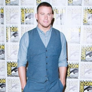 Channing Tatum-San Diego Comic Con 2017 - Kingsman: The Golden Circle - Photocall
