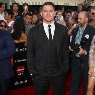 Channing Tatum in Premiere of Columbia Pictures' 22 Jump Street