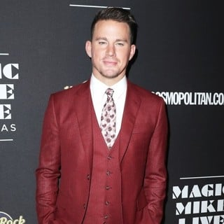 Channing Tatum-Magic Mike Live Las Vegas Celebrates Official Opening Night