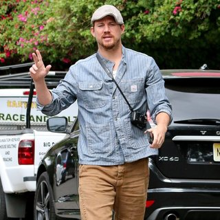 Channing Tatum Out and About in Los Angeles