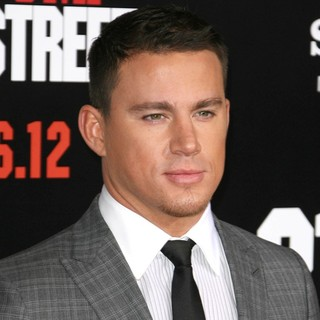 Channing Tatum in Los Angeles Premiere of 21 Jump Street - Arrivals