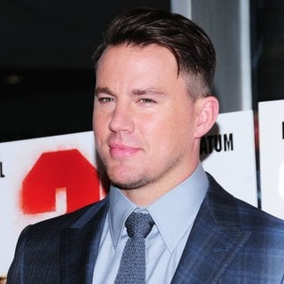 Channing Tatum in New York Premiere of 22 Jump Street