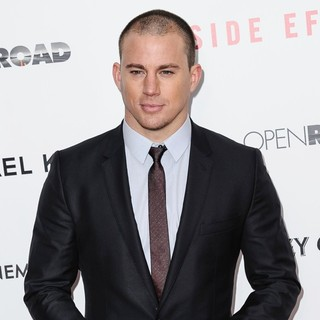 Channing Tatum in New York Premiere of Side Effects