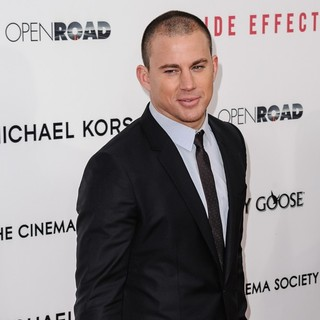 New York Premiere of Side Effects - channing-tatum-premiere-side-effects-08