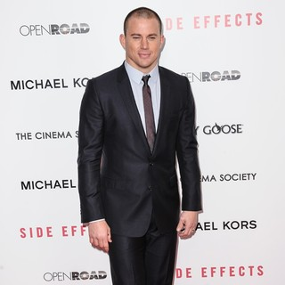 New York Premiere of Side Effects - channing-tatum-premiere-side-effects-09