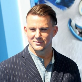 Channing Tatum in Los Angeles Premiere of Smallfoot - Arrivals