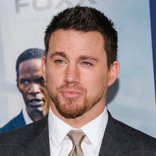 Channing Tatum in New York Premiere of White House Down