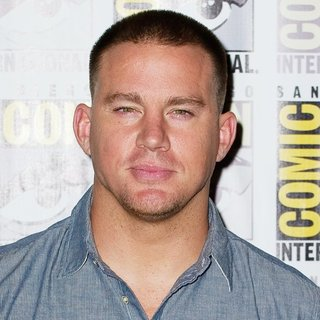 Channing Tatum in San Diego Comic-Con International 2014 - 20th Century Fox Presentation