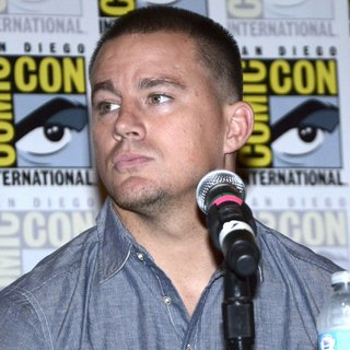 Channing Tatum in San Diego Comic-Con International 2014 - Book of Life - Discussion Panel