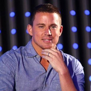 Channing Tatum in MTV Sneak Peek Screening of Magic Mike