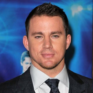 Channing Tatum in Magic Mike European Premiere