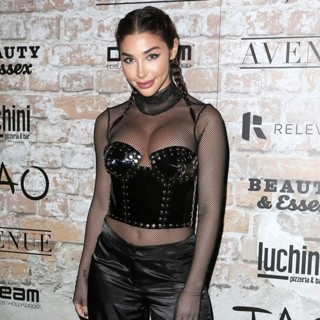 Chantel Jeffries - TAO, Beauty and Essex, Avenue and Luchini LA Grand Opening - Arrivals
