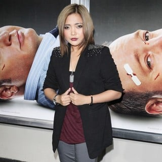 Charice in Here Comes the Boom New York Premiere