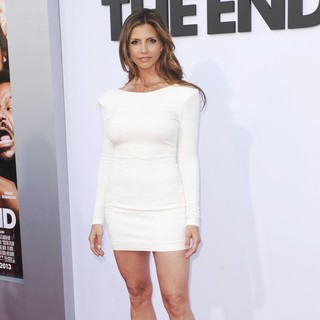 Charisma Carpenter in Los Angeles Premiere of This Is the End