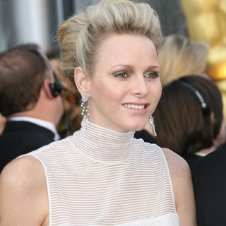 Charlene Wittstock in 84th Annual Academy Awards - Arrivals