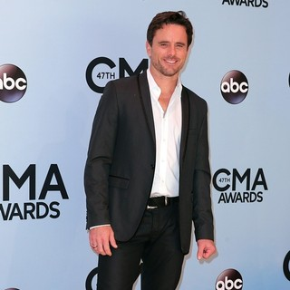 Charles Esten in 47th Annual CMA Awards - Red Carpet