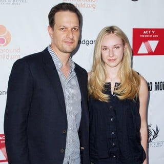 Josh Charles, Sophie Flack in EndGame: The Global Campaign to Defeat AIDS, TB And Malaria Charity Event