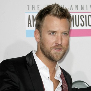 Charles Kelley, Lady Antebellum in The 40th Anniversary American Music Awards - Arrivals