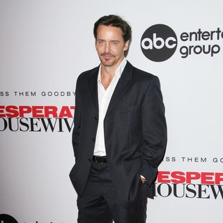 Charles Mesure in Desperate Housewives Final Season Kick-Off Party