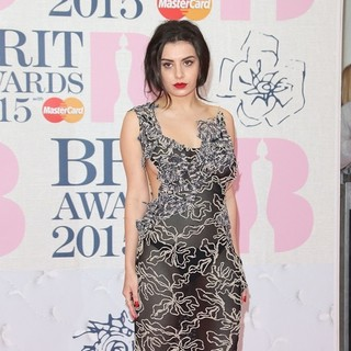 Charli XCX - The Brit Awards 2015 - Arrivals