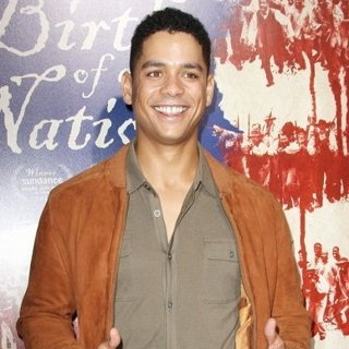 Charlie Barnett-The Birth of a Nation Los Angeles Premiere