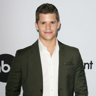 Charlie Carver in Desperate Housewives Final Season Kick-Off Party