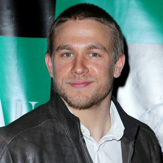 Charlie Hunnam in Charlie Hunnam Hosts at Chateau Nightclub and Gardens