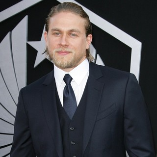 Charlie Hunnam in Los Angeles Premiere of Pacific Rim