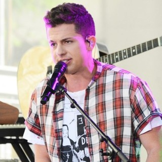 Charlie Puth in Charlie Puth Performs on The Today Show