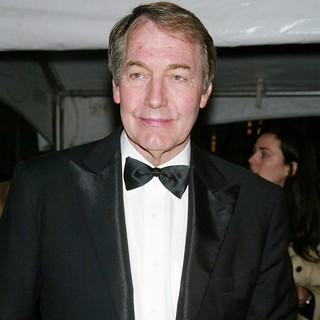 Charlie Rose in Time's 100 Most Influential People in The World Gala - Outside Red Carpet Arrivals