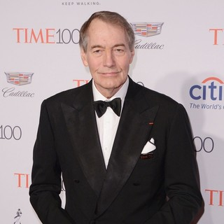Charlie Rose in 2016 Time 100 Gala - Red Carpet Arrivals