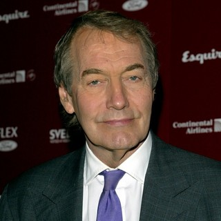 Charlie Rose in Esquire Magazine Celebrates Its 75th Anniversary and 75 Most Influential People of The 21st Century