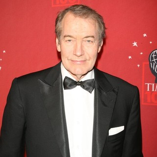 Charlie Rose in TIME's 100 Most Influential People in The World Gala Dinner - Arrivals