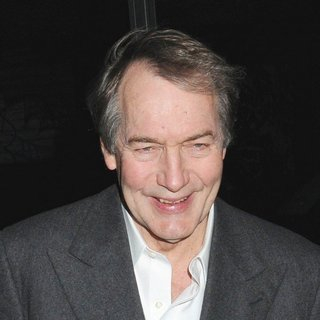 Charlie Rose in Valentino: The Last Emperor DVD Launch