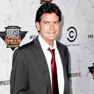 Charlie Sheen - Comedy Central Roast of Charlie Sheen - Arrivals