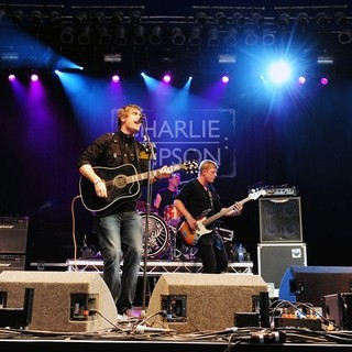 Charlie Simpson in V Festival - Day Two