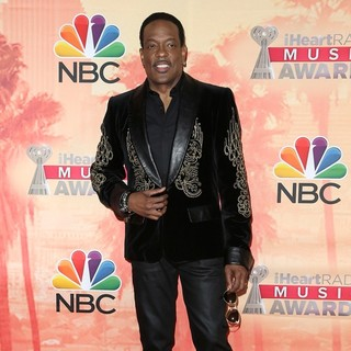 Charlie Wilson in 2nd Annual iHeartRadio Music Awards - Press Room