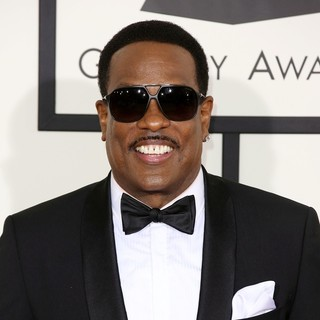 Charlie Wilson in The 56th Annual GRAMMY Awards - Arrivals