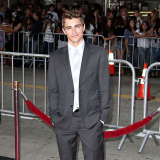 "Dave Franco in ""Charlie St. Cloud"" Los Angeles Premiere"