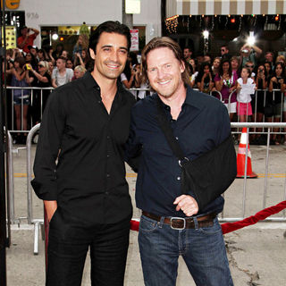 "Gilles Marini, Donal Logue in ""Charlie St. Cloud"" Los Angeles Premiere"