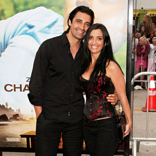 "Gilles Marini, Carole Marini in ""Charlie St. Cloud"" Los Angeles Premiere"