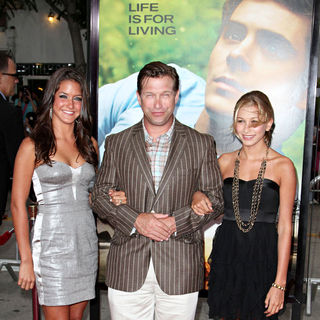 "Stephen Baldwin in ""Charlie St. Cloud"" Los Angeles Premiere"