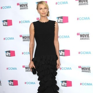 Charlize Theron in 17th Annual Critic's Choice Movie Awards - Arrivals