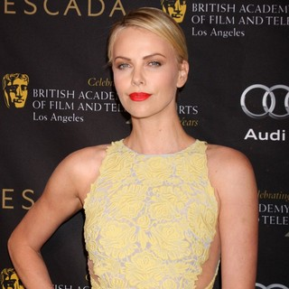 Charlize Theron in BAFTA Los Angeles 18th Annual Awards Season Tea Party - Arrivals