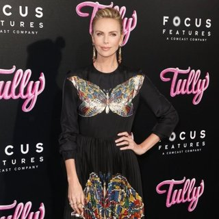 Premiere of Focus Features' Tully