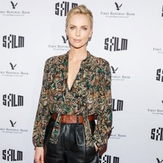 SFFILM Festival 2018 - Tribute to Charlize Theron and A Screening of Tully - Red Carpet Arrivals